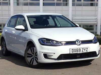 used VW e-Golf 35.8kWhAuto 5dr