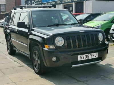 used Jeep Patriot Station Wagon 2.0 CRD Limited 5d