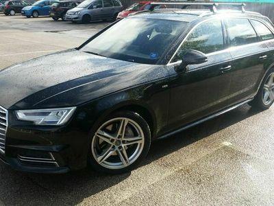 used Audi A4 Avant 3.0 TDI V6 S line Avant S Tronic (s/s) 5dr
