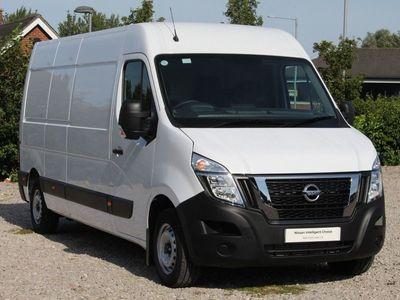 used Nissan NV400 2.3 dci 135ps H2 Acenta Van