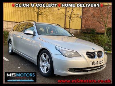 used BMW 525 5 Series 3.0 d SE (Professional pack) Touring 5dr