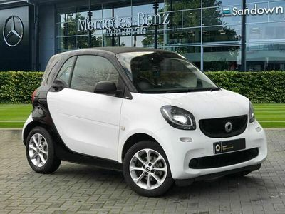 used Smart ForTwo Coupé fortwo 52 kW passion