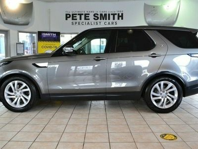 used Land Rover Discovery 5 SD4 HSE AUTOMATIC ONE OWNER WITH JUST 37000 MILES JUST ARRIVED 2017/67 Estate 2017
