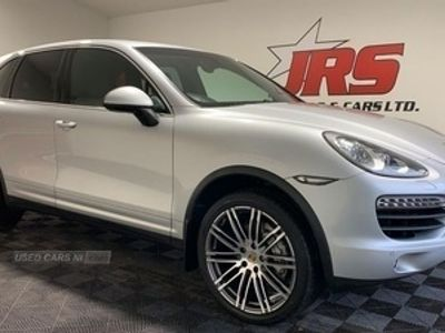 used Porsche Cayenne 4.2 S Tiptronic S 5dr