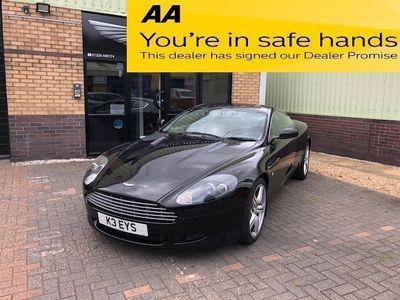 used Aston Martin DB9 V12 Auto 2-Door