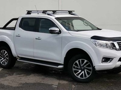 used Nissan Navara Diesel Double Cab Pick Up Tekna 2.3dCi 190 4WD Auto 4dr