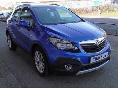 used Vauxhall Mokka 1.4T Exclusiv 5Dr