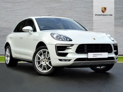 used Porsche Macan S 5dr PDK Estate 2017