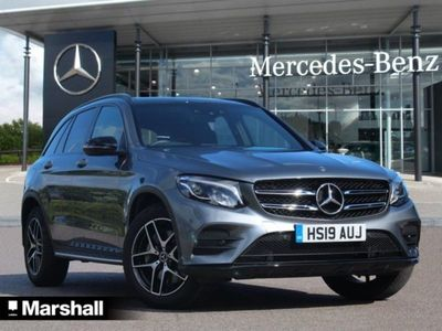 used Mercedes 220 GL Class Glc4Matic AMG Night Edition 5dr 9G-Tronic Estate 2019