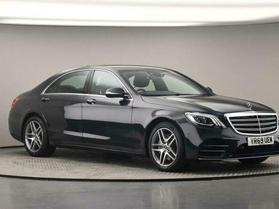 used Mercedes S350 D L Amg Line Auto