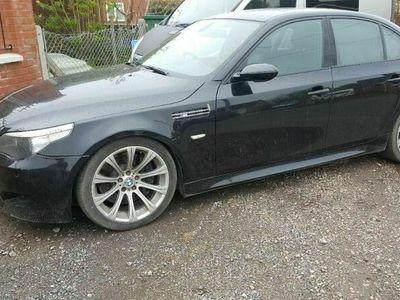 used BMW M5 5.0 V10 SMG 4dr