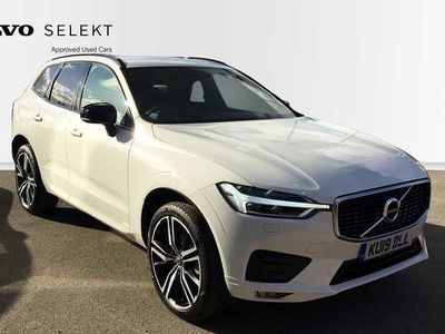 used Volvo XC60 2019 Doncaster B5 (Diesel) AWD R-Design Pro Automatic (Air Suspension, R/Camera, Tints)