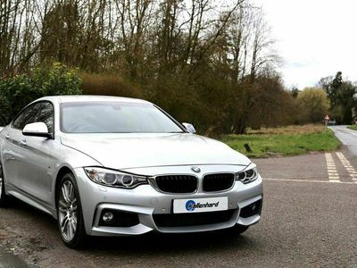 used BMW 435 Gran Coupé 4 Series Gran Coupe 3.0 d M Sport xDrive 5dr