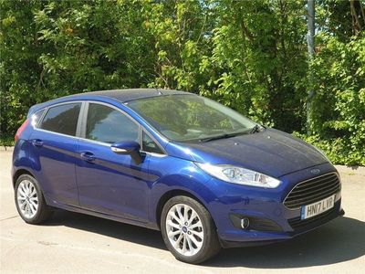 used Ford Fiesta 1.0 Ecoboost 125 Titanium X 5Dr