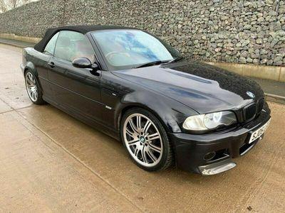 used BMW M3 Cabriolet 3.2i 2dr