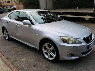 used Lexus IS220d 2.2 TD Sport 4dr