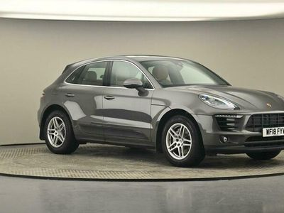 used Porsche Macan S 5dr PDK