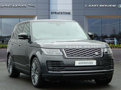 used Land Rover Range Rover 5.0 V8 S/C Autobiography 4Dr Auto
