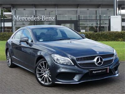 used Mercedes CLS350 CLS 2016 SheffieldAMG Line Premium 4dr 9G-Tronic