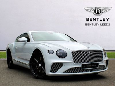 used Bentley Continental GT 6.0 W12 2dr Auto coupe