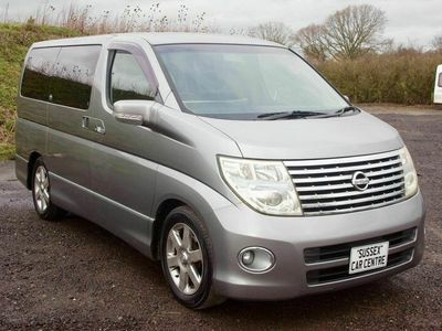 used Nissan Elgrand STUNNING CAR BEST COLOUR 2.5 5dr