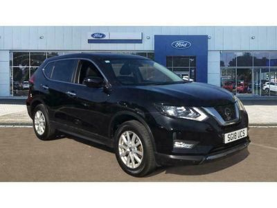 used Nissan X-Trail 1.6 dCi Acenta 5dr