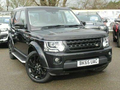 used Land Rover Discovery 3.0 SDV6 HSE 5d 255 BHP REVERSE CAM, NAV, H/SEATS SUN ROOF