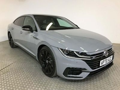 used VW Arteon 2.0 TSI R-Line Edition Fastback DSG (s/s) 5dr