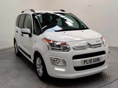 used Citroën C3 Picasso 1.6 BlueHDi Exclusive 5dr