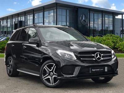 used Mercedes GLE350 GLE 2018 Maidstone4Matic Amg Night Ed Prem + 5Dr 9G-Tronic