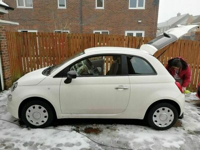 used Fiat 500 1.2 8V Pop (s/s) 3dr