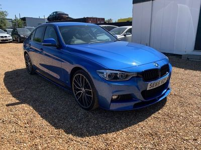 used BMW 320 3 Series 2.0 d BluePerformance M Sport Auto xDrive (s/s) 4dr