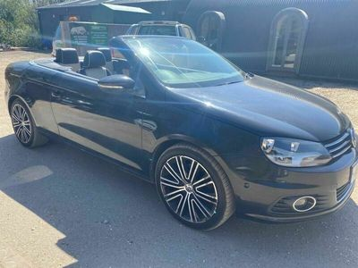 used VW Eos 2.0 TSI Exclusive Cabriolet DSG 2dr