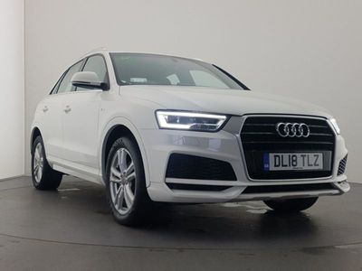 used Audi Q3 1.4T Fsi S Line Edition 5Dr S Tronic
