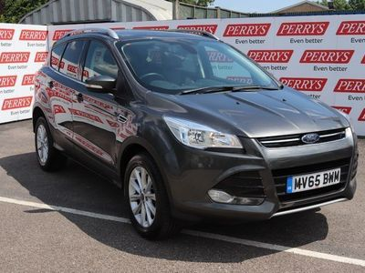 used Ford Kuga 2.0 Tdci 150 Titanium 5Dr 2Wd