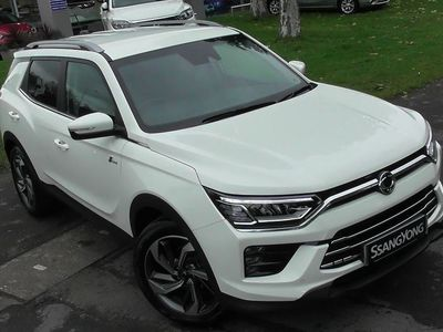 used Ssangyong Korando 1.5 Ultimate 5dr Auto
