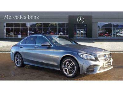 used Mercedes C300 C-ClassAMG Line Edition Premium 4dr 9G-Tronic