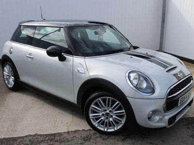 used Mini Cooper S 3-Door Hatch 2.0 3dr