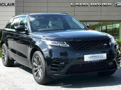 used Land Rover Range Rover Velar D200 R-Dynamic SE Diesel MHEV 2.0 5dr