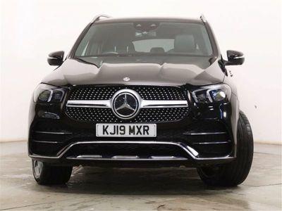used Mercedes GLE450 AMG GLE4Matic Amg Line Prem + 5Dr 9G-Tron [7 St]