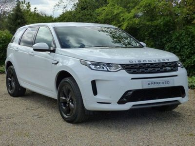 used Land Rover Discovery Sport 2.0 D150 R-Dynamic S 5dr Auto