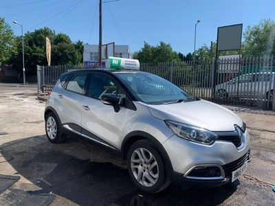 used Renault Captur 0.9 TCe ENERGY Dynamique MediaNav SUV 5dr Petrol Manual (s/s) (113 g/km, 90 bhp)