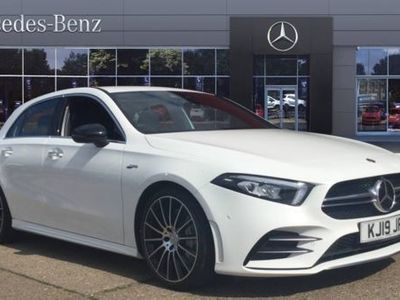 used Mercedes A35 AMG A Class4Matic 5dr Auto Petrol Hatchback