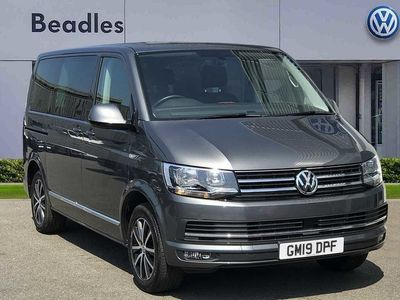used VW Caravelle 2.0 Tdi Bluemotion Tech 150 Executive 5Dr Dsg