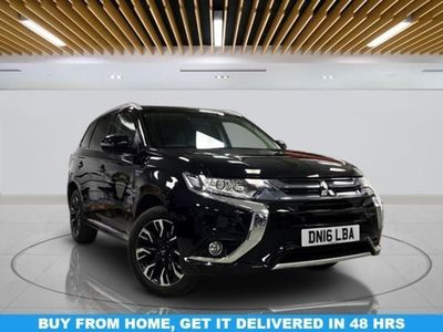 used Mitsubishi Outlander 2.0 PHEV GX 3H PLUS 5d 161 BHP Auto 5-Door