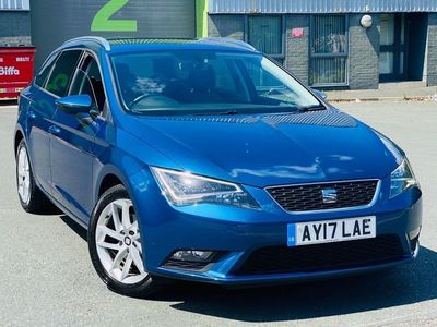 used Seat Leon ST 2.0 TDI SE Dynamic Technology (s/s) 5dr