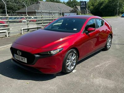 used Mazda 3 2.0 Se-l Lux Mhev Auto 5dr Hatchback 2019