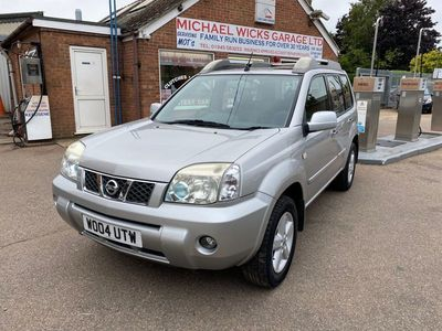 used Nissan X-Trail 2.2 dCi T-Spec 5dr