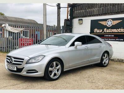 used Mercedes CLS250 CLS 2.1BlueEFFICIENCY 7G-Tronic Plus (s/s) 4dr