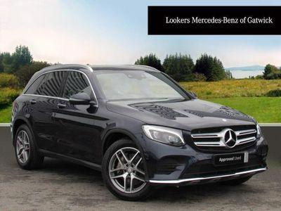 used Mercedes E250 GL Class GLC Glc D 4Matic Amg Line Premium 5Dr 9G-Tronic Estate 2016